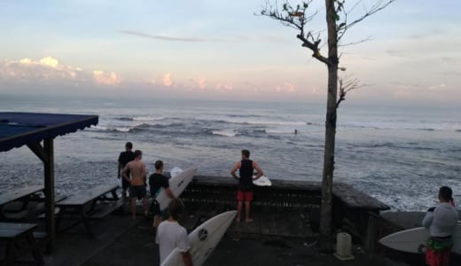 チャングー エコビーチへの行き方 [バイクで行くバリのサーフスポット]