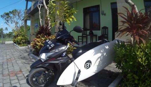 バリ島でバイクをレンタルするなら必須のアイテムとアプリ!