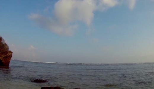 バリ島サーフトリップ 2018年6月 2日目 インポッシブルと免許取得