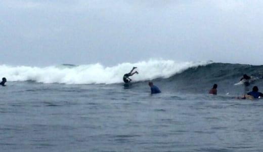 やっとサイズアップ!驚きの5時間半連続サーフィン【23日目 バリ島サーフトリップ2019】