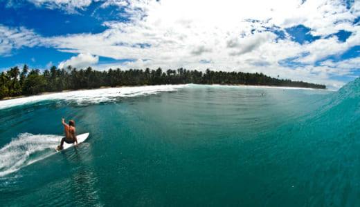 バイクで行くロンボク島のサーフポイントまとめ