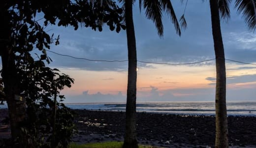 【2020年2月 バリ島編 累計7日目】バリ島を横断してマデウィへ!相変わらずのスーパーメローウェーブ